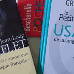 French books on the French language