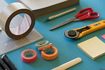 Stationery and tools